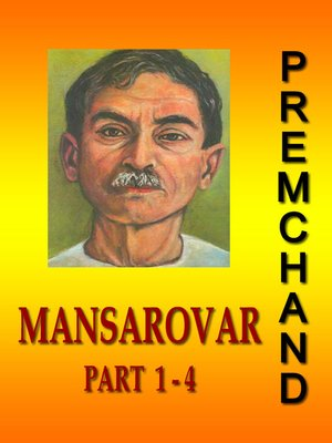 cover image of Mansarovar--Part 1-4 (Hindi)